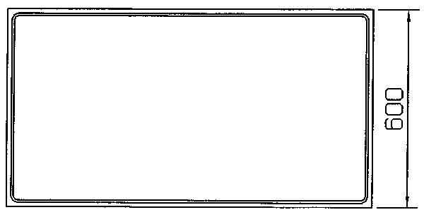 Franke Keittiötaso Eeva 2000, 2000x600mm, rst  Netrauta fi