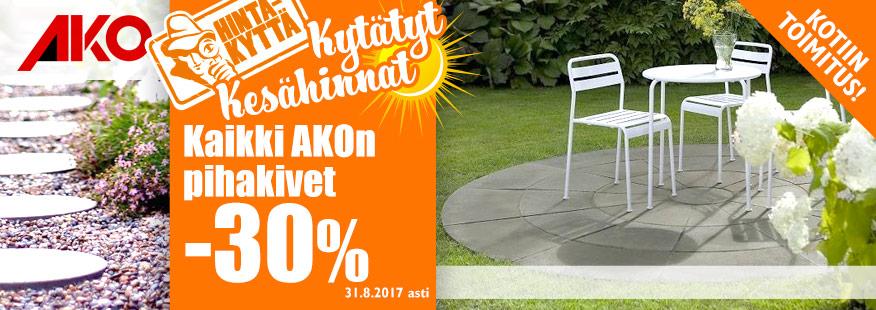 AKO-pihakivet -30%