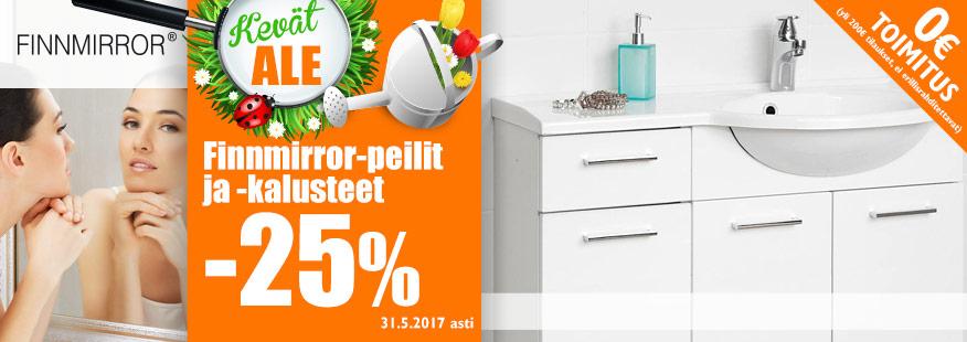 Finnmirror-tuotteet -25%