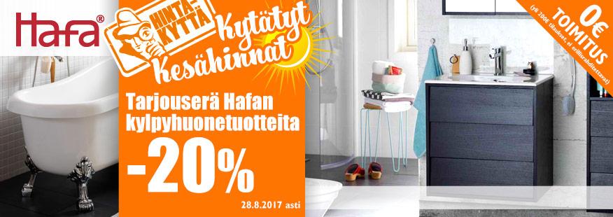 Hafa-tuotteita -20%