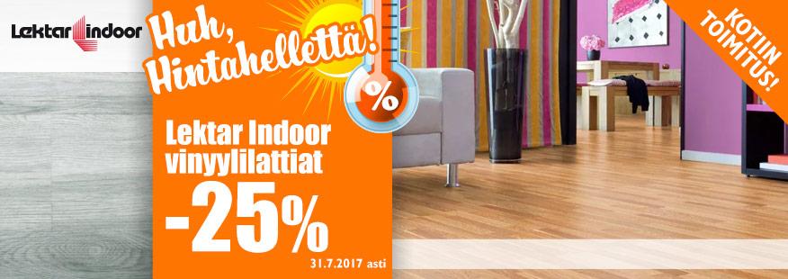 Lektar Indoor -vinyylilattiat -25%