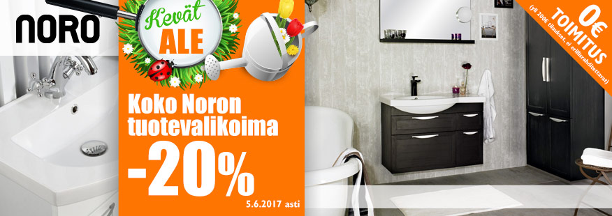 Kaikki Noro-tuotteet -20%