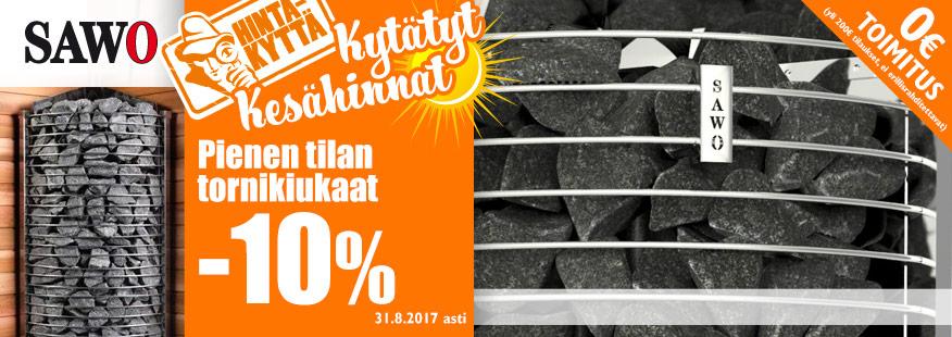 Sawon pienen tilan tornikiukaat -10%