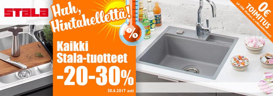 Kaikki Stala-tuotteet -20-30%