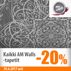 AM-Walls tapetit -20%