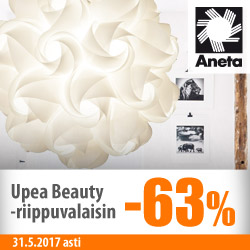 Aneta Beauty-valaisin --63%