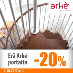 Erä Arké-portaita -20%