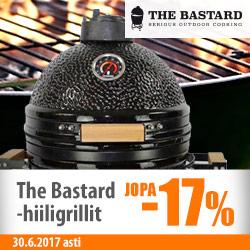 Bastard-hiiligrillit jopa -17%