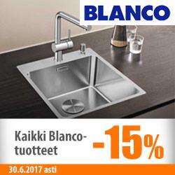 Kaikki Blanco-tuotteet -15%