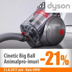 Dyson Cinetic Big Ball Animal Pro -imuri -21%