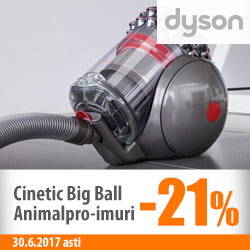 Dyson Cinetic Big Ball Animal Pro -imuri -21%