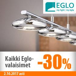 Kaikki Eglo-valaisimet -30%