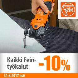 Kaikki Fein-työkalut -10%
