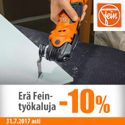 Fein-työkaluja -10%