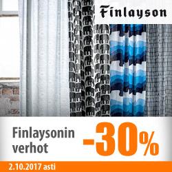 Finlayson-verhot -30%