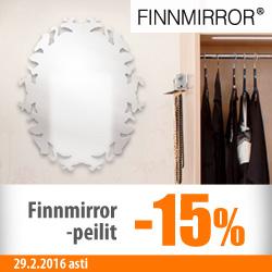 Finnmirror-peilit -15%
