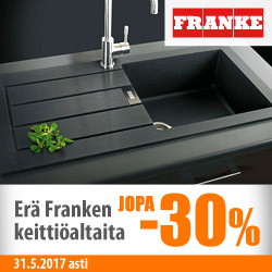 Franken altaita jopa -30%