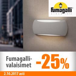 Fumagalli-valaisimet -25%