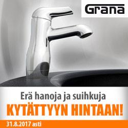 Grana-tuotteita ALE-hintaan!