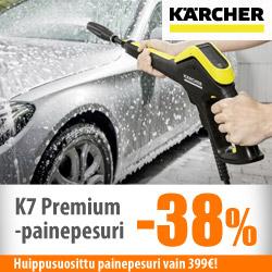 Kärcher K7 Premium -painepesuri -38%