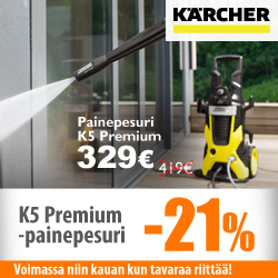 Kärcher K5 painepesuri -21%