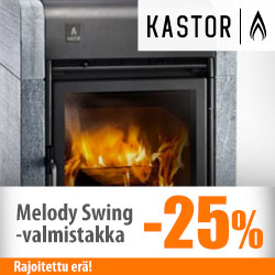 Kastor Melody Swing -valmistakka -25%
