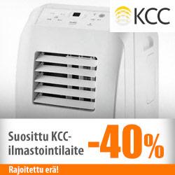 KCC-ilmastointilaite -40%