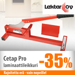 Lektar Cetap Pro -laminaattileikkuri -35%