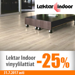 Lektar Indoor -vinyylilattiat -25%