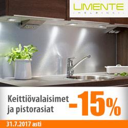 Limente-tuotteet -15%