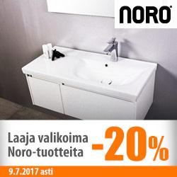 Laaja valikoima Noro-tuotteita -20%