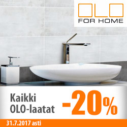 OLO for Home -laatat -20%