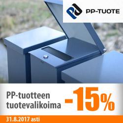 PP-tuotteen valikoima