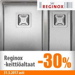 Reginox-keittiöaltaat -30%