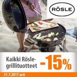 Rösle-tuotteet -15%
