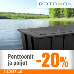 Rotomon-ponttoonit -20%