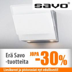 Erä Savo-tuotteita jopa -30%