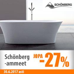 Schönberg-ammeet jopa -27%