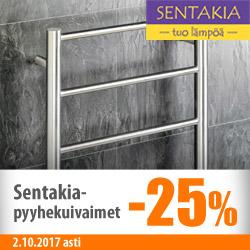 Sentakia-pyyhekuivaimet -25%