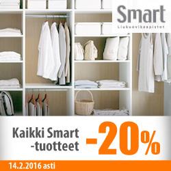 Kaikki Smart-tuotteet -20%