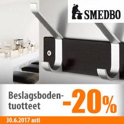 Beslagsboden-tuotteet -20%