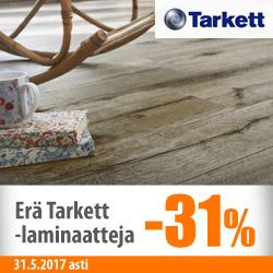 Erä Tarkett-laminaatteja -31%