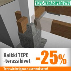 Tepe-terassiperustuskivet -25%