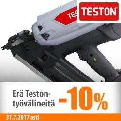 Teston-tuotteet -10%