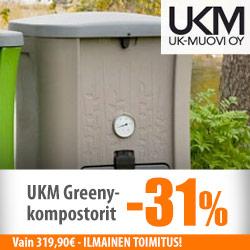 UKM Greeny -kompostorit -31%