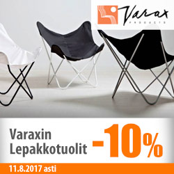 Varax-lepakkotuolit -10%
