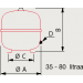Kalvopaisunta-astia 35l 0,5/3 bar kuva3