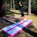 Ilmavolttipatja GymSport AirTrack Advance 500D, 3x1m, vaaleanpunainen kuva3