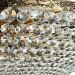 Kristallivalaisin Maytoni Diamant Crystal Palace 10-G, 800mm, antiikkikulta kuva4