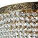 Kristallivalaisin Maytoni Diamant Crystal Palace 10-G, 800mm, antiikkikulta kuva5